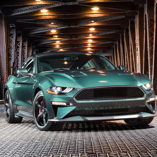 2019 Ford Mustang Wallpaper for iPad mini 2