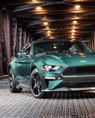 2019 Ford Mustang sfondi gratuiti per iPhone 6 Plus