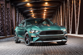 2019 Ford Mustang Background for Android, iPhone and iPad