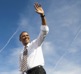 Free Barack Obama Picture for 2048x2048