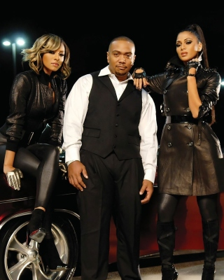 Timbaland Scream ft Keri Hilson, Nicole Scherzinger Background for Nokia Asha 306