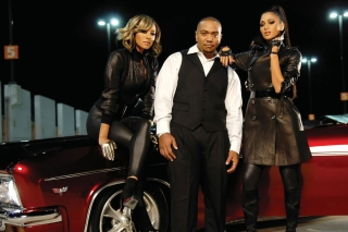 Timbaland Scream ft Keri Hilson, Nicole Scherzinger Wallpaper for Android, iPhone and iPad