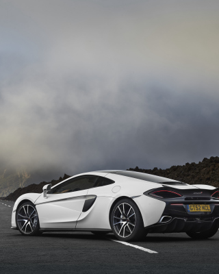 McLaren 570GT 2018 Background for Nokia C1-01