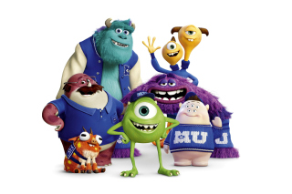 Monsters University, Oozma Kappa Students Wallpaper for Android, iPhone and iPad