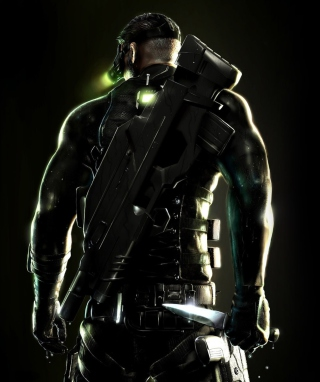 Games Splinter Cell Conviction Picture for Nokia Asha 311