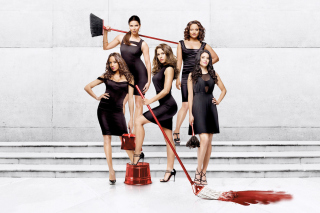 Devious Maids Background for Android, iPhone and iPad