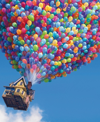 Up (2009 film) Background for iPhone 6 Plus