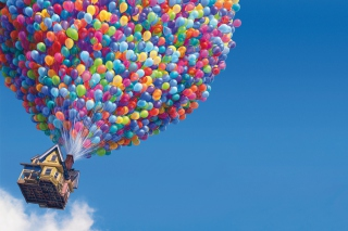 Up (2009 film) Background for Android, iPhone and iPad