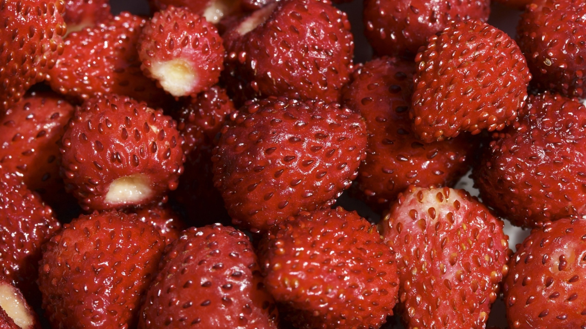 Screenshot №1 pro téma Strawberries 1920x1080