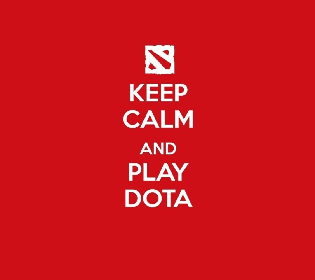 Keep Calm And Play Dota para Motorola Photon 4G