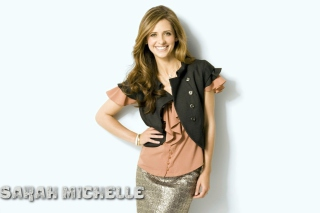 Sarah Michelle Gellar Female Celeb Wallpaper for Android, iPhone and iPad