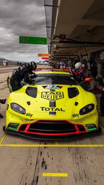 Aston Martin Racing Wallpaper For Nokia C6 01