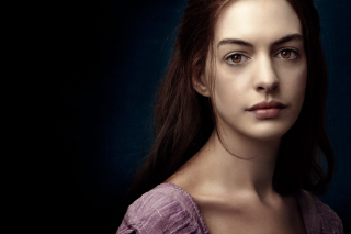 Free Anne Hathaway In Les Miserables Picture for Android, iPhone and iPad