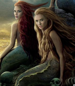 Free Pirates Of The Caribbean Mermaids Picture for iPhone 6 Plus