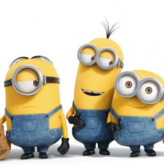 Free Minions Dancing Picture for iPad 3