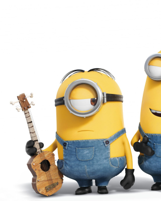 Minions Dancing Picture for Nokia C1-00