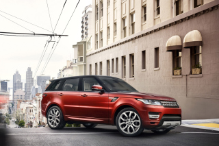 Range Rover Background for Android, iPhone and iPad