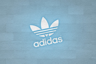 Adidas Logo Picture for Android, iPhone and iPad