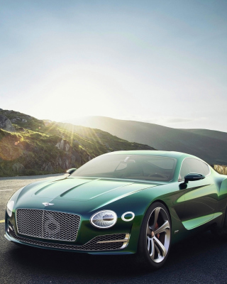 Bentley EXP 10 Speed 6 Concept Wallpaper for Nokia C6-01