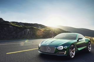 Bentley EXP 10 Speed 6 Concept Background for Android, iPhone and iPad