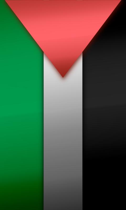Palestinian flag per Nokia Lumia 800