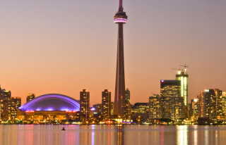 Free Toronto Ontario Picture for Android, iPhone and iPad