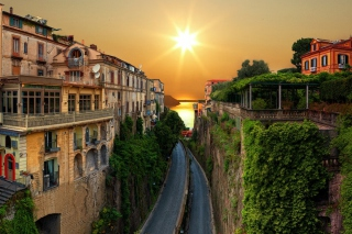 Sunrise In Italy Wallpaper for Android, iPhone and iPad