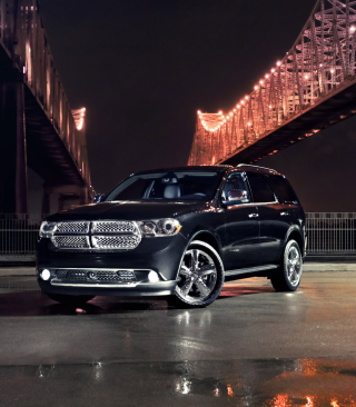 Dodge Durango Background for Nokia Lumia 1020