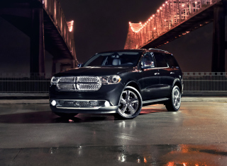 Dodge Durango Background for Android, iPhone and iPad