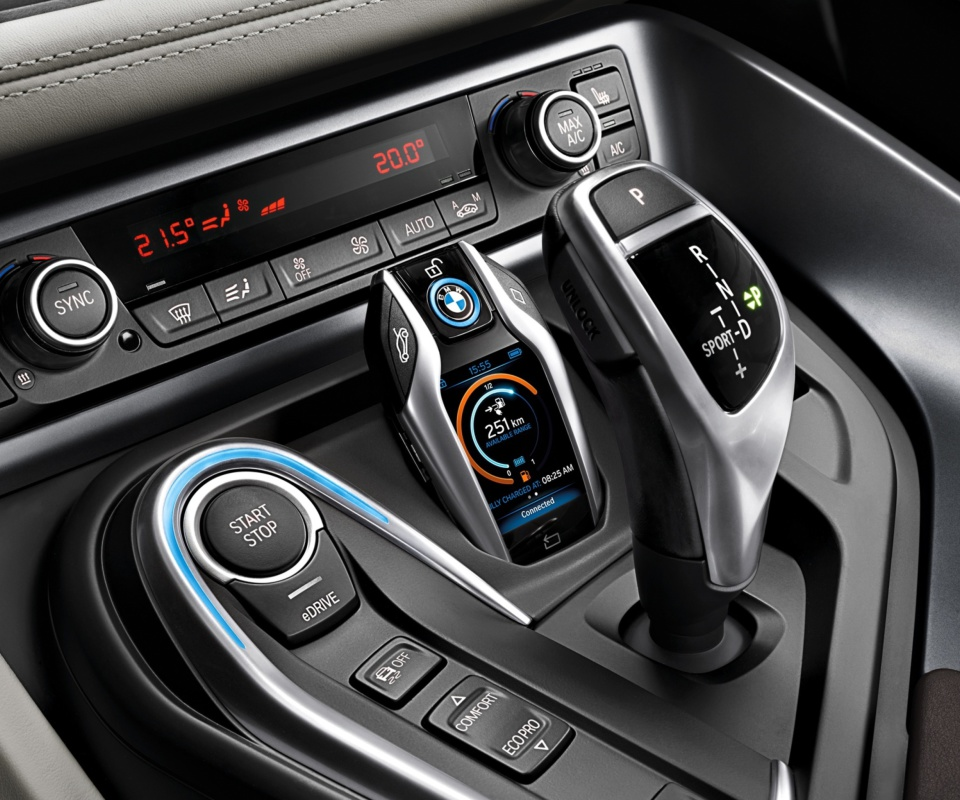 Screenshot №1 pro téma Luxury Gear Shift Stick 960x800