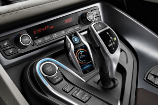 Luxury Gear Shift Stick Picture for Android, iPhone and iPad