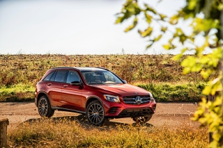 Mercedes Benz GLC X253 Wallpaper for 480x400