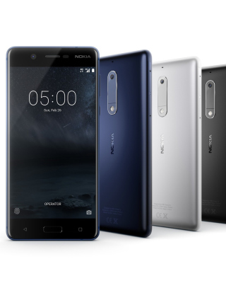 Free Nokia 5 Dual SIM Picture for Nokia C1-01