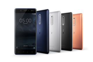 Nokia 5 Dual SIM sfondi gratuiti per cellulari Android, iPhone, iPad e desktop