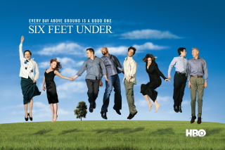 Six feet under HBO Background for Android, iPhone and iPad