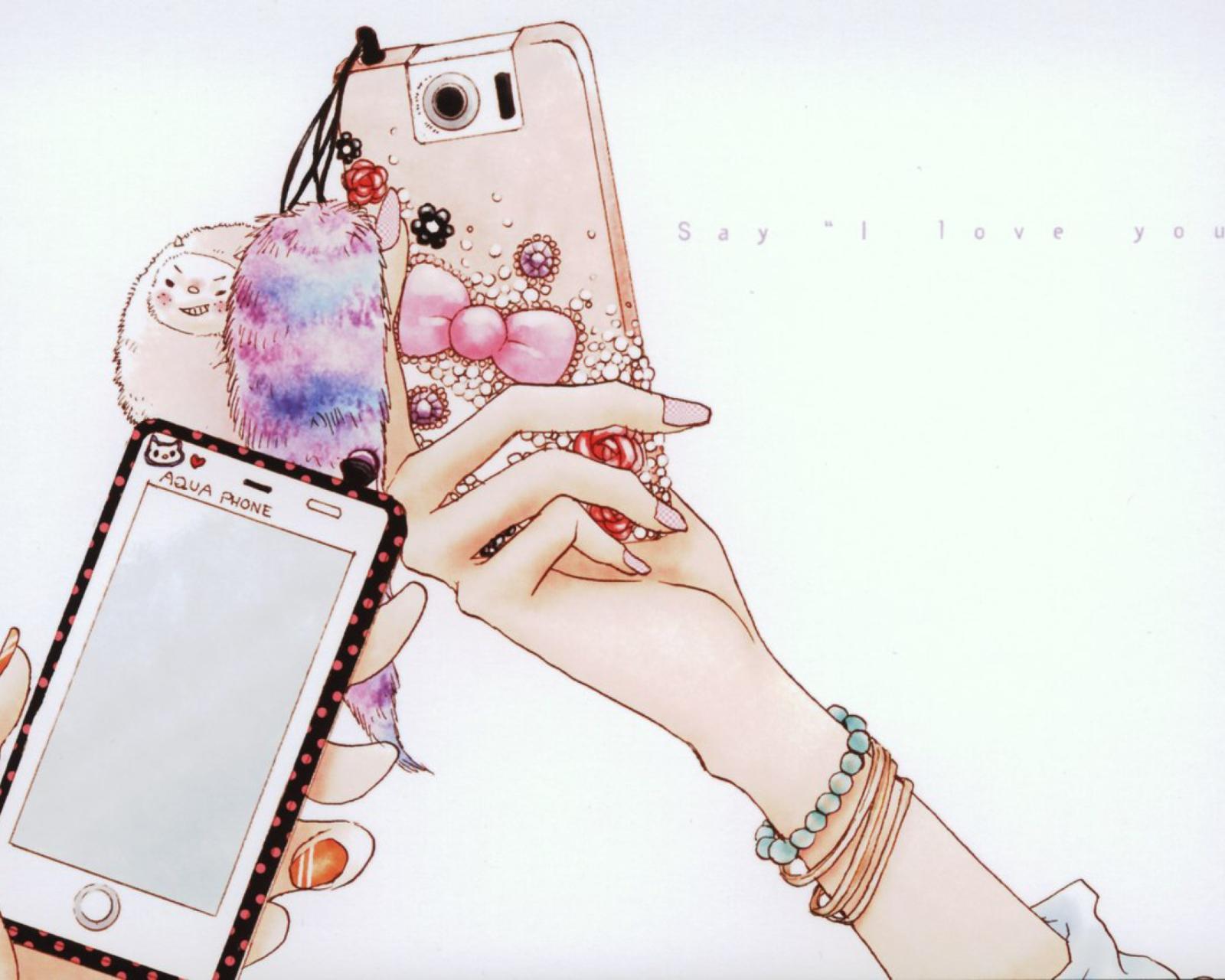 модные картинки телефона меня