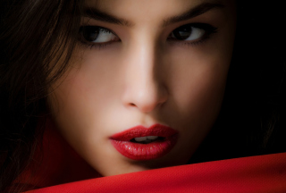 Red Lips Picture for Android, iPhone and iPad