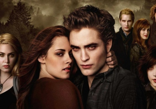 Twilight Saga New Moon Background for Android, iPhone and iPad