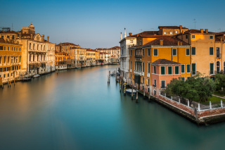 Venice Grand Canal Trip Wallpaper for Desktop 1280x720 HDTV