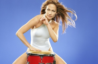 Jennifer Lopez Wallpaper for Fullscreen Desktop 1024x768