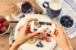 Обои Cake for Instagram для LG Optimus L9 P760