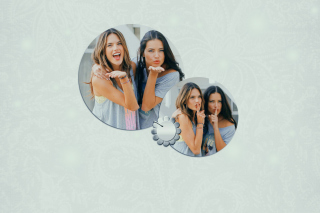 Victorias Secret Angels Background for Android, iPhone and iPad