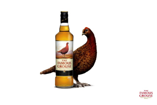 The Famous Grouse Scotch Whisky Wallpaper for Android 1920x1408