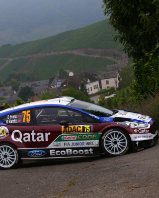 Ford Fiesta R5 WRC Picture for Nokia C-5 5MP