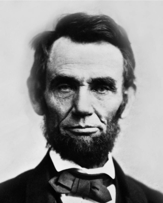 Free Abraham Lincoln Picture for Nokia Asha 311