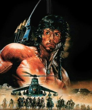 Rambo III Picture for 240x320