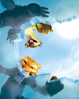 Ice Age: The Meltdown sfondi gratuiti per Nokia Lumia 800