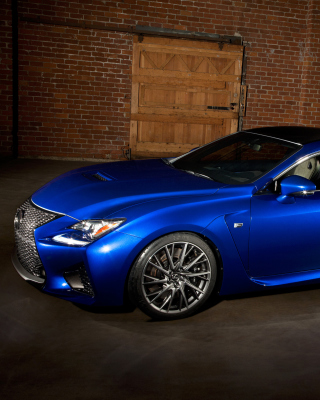 Free Lexus RC F Picture for Nokia Asha 311