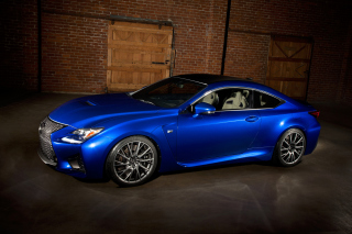 Free Lexus RC F Picture for Android, iPhone and iPad