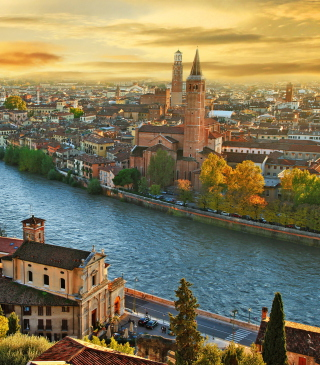 Italy City Picture for 768x1280
